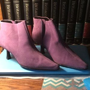 PAZZO Shoes - Booties. Never worn
